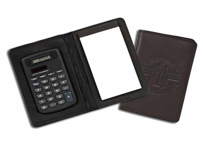 2033 - Note Jotter with Calculator