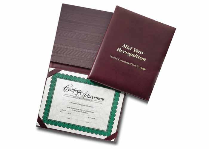 3041 - Certificate Presenter