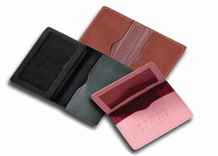 5051 - Small Continental Card Case