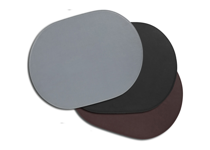 """5516 - 14 x 20"""" Oval Desk Pad/Placemat"""