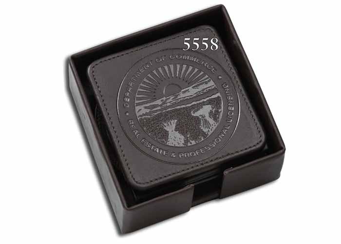 5568 - Round & Square Ultimate Coaster Holder