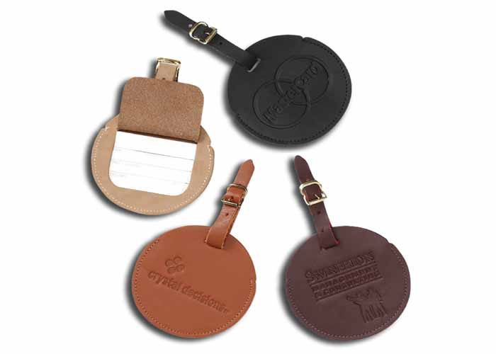 6062 - Golf Tournament Tag w/Security Flap