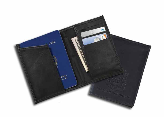 7053 - Passport, Card and Document Holder
