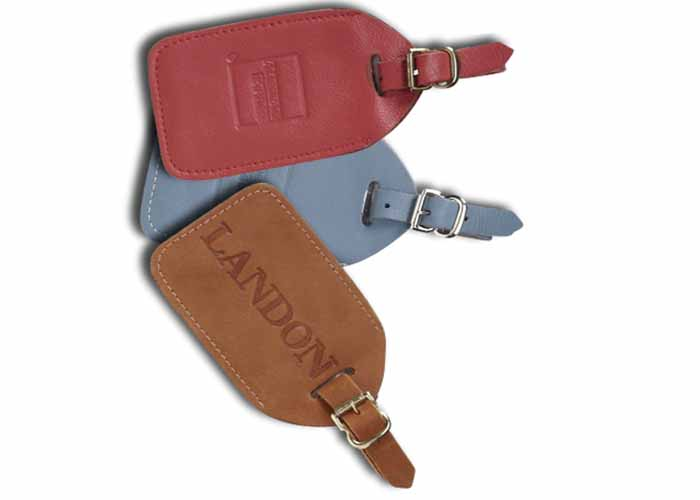 7530 - Junior Classic Luggage Tag