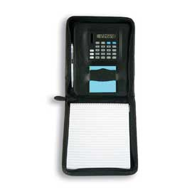 WorkMate Business Folder w/ Calculator