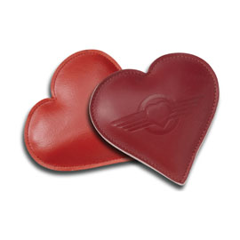 Heart Shaped Paperweight