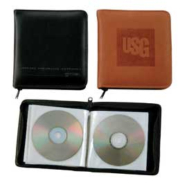DVD Holder with Protective Sleeves