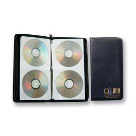 The Regal DVD Holder with Protective Sleeves