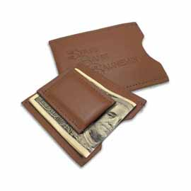 Magnetic Money Fold Card Case