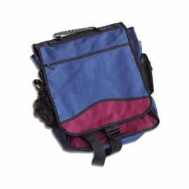Combination Shoulder Bag/Backpack
