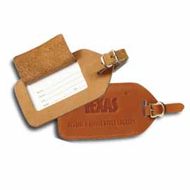Secured Luggage Tag