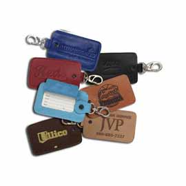 Snap On Luggage Tag