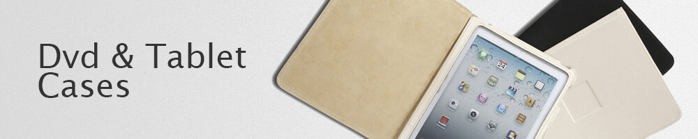 Dvd & Tablet Cases